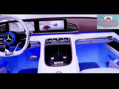 2020 All New Mercedes Maybach - Super Premium Luxury SUV Exterior and Interior Review in FHD