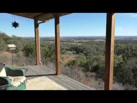 SOLD !  118 Distant view Drive Home for sale in Fredericksburg TX
