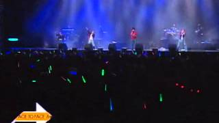 Westlife's Face to Face Tour Seoul Concert, Sept 6th, 2006. Broadca...