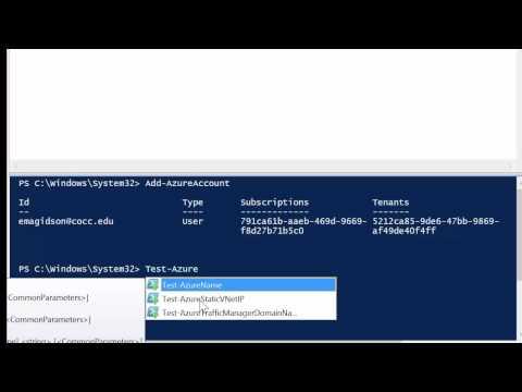Step 5 - Setting Static IP Addresses For Servers In Microsoft Azure Server