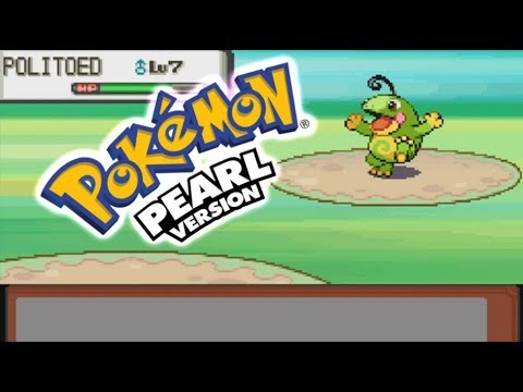 "Pokemon Pearl Randomizer Nuzlocke Ep. 4 - ""Politoed's Out For Blood"""