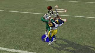 Playing Madden 2004 in 2018