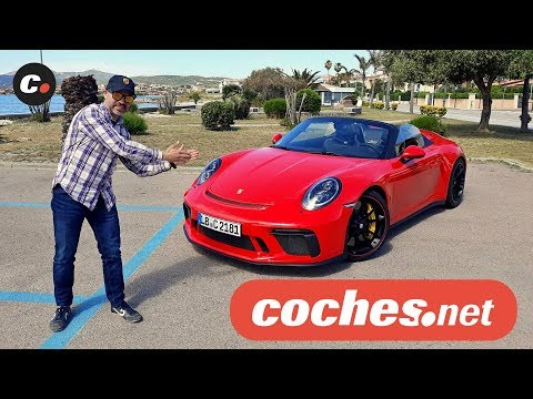 Porsche 911 Speedster 2019 | Primera prueba / Test / Review en español | coches.net