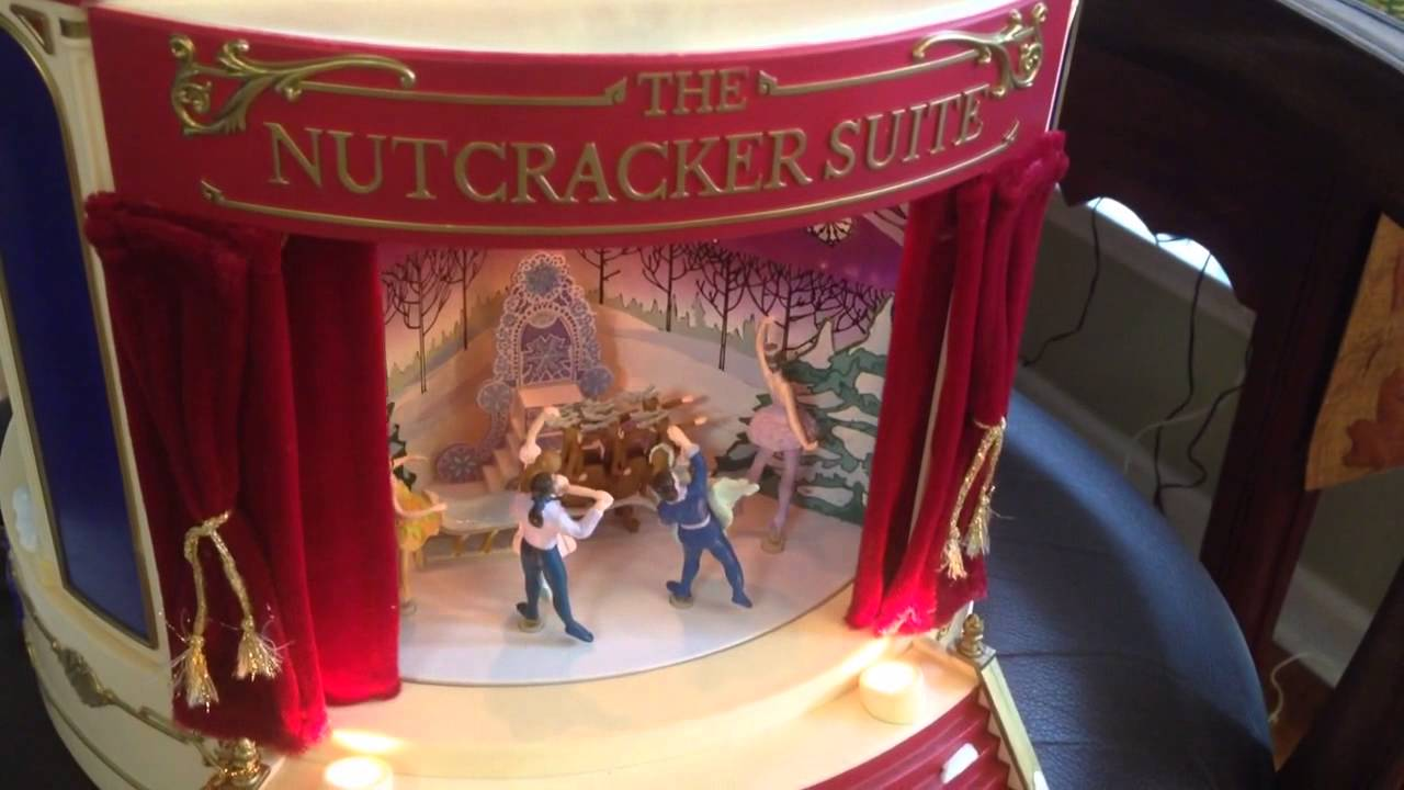 Mr Christmas THE NUTCRACKER SUITE - YouTube