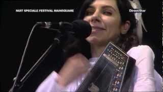 PJ Harvey - Big Exit - Live @ Main Square Festival 2011 - Arras (France)
