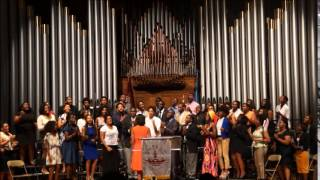 "The Martin Luther King Jr. Gospel Choir (Morehouse College) | ""Hallelujah, You"