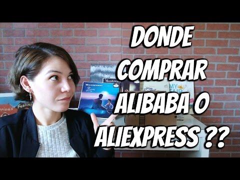 Diferencia entre Alibaba y Aliexpress - Cual es mejor y mas segura para Comprar ?