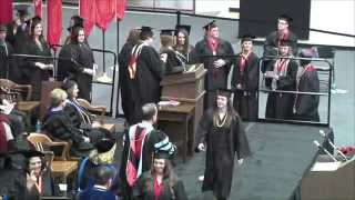 WF 2014 Graduation Ceremony - Technology & Education