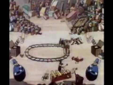 Silly Symphony // Santa's Workshop\\ 1933