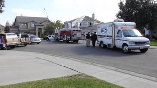 Two People Found Dead Inside House After A Fire In Modesto, California - Modesto News