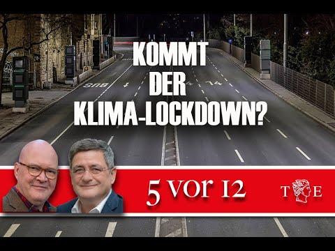 """""""5 vor 12"""": Kommt der Klima-Lockdown?"""