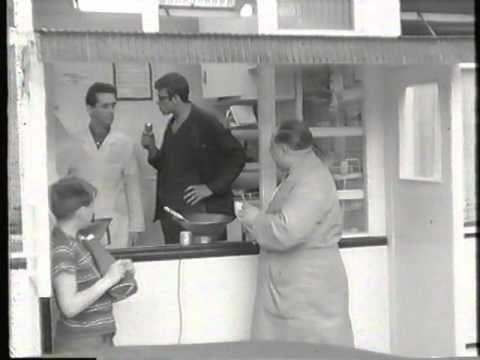 Frietkoten van Leuven in 1967