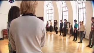 Уроки бальных танцев эпохи барокко (M24.ru)