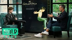 """Oakes Fegley Talks About The Movie Adaptation Of The Best-Selling Book, """"The Goldfinch"""""""