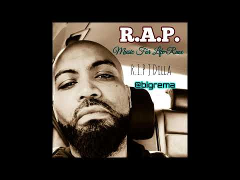 HI - TEK Music For Life J Dilla  remix - R.A.P.