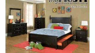Boys Trundle Bed Sets - Traciada