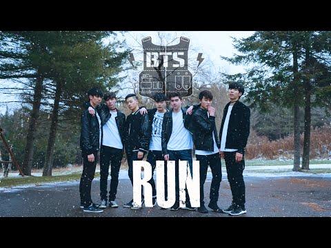 [EAST2WEST] BTS(방탄소년단) - Run (런) Dance Cover