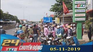 24h Chuyển động 05-11-2019   Tin tức hôm nay   Tây Ninh TV