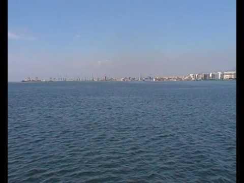 Aegean sea - Thessaloniki