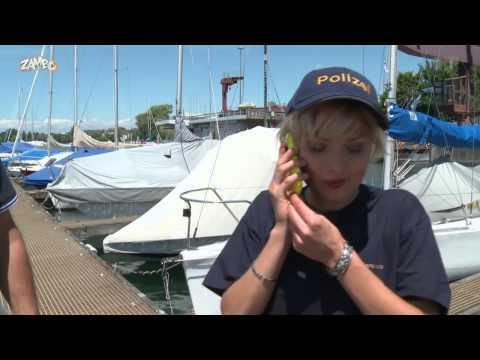 Wasserschutzpolizei - Rosanna checkts (srfzambo.ch)