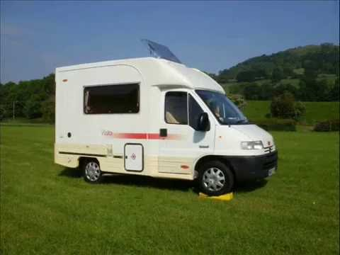 for sale peugeot boxer autocruise vista, our campervan,, - youtube