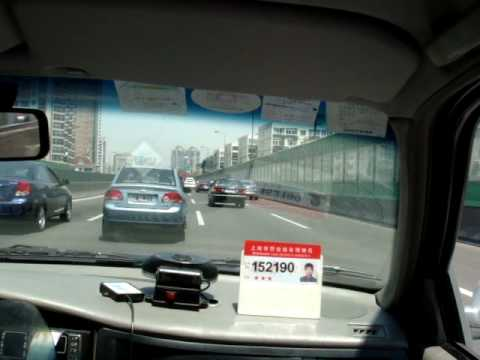 Shanghai Taxi Express Part 1