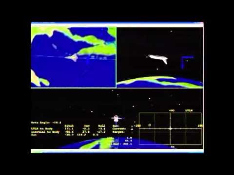 STS-135 Landing - Call for Deorbit Burn