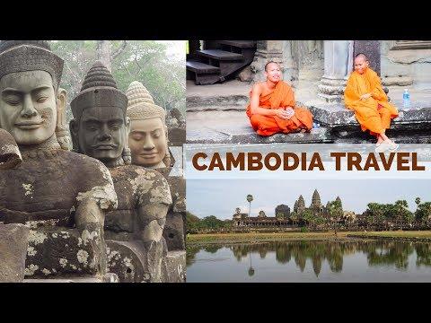 CAMBODIA TRAVEL / BEST OF SIEM REAP