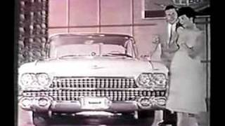 1959 3 of 6 Cadillac Filmstrip for Internal Use