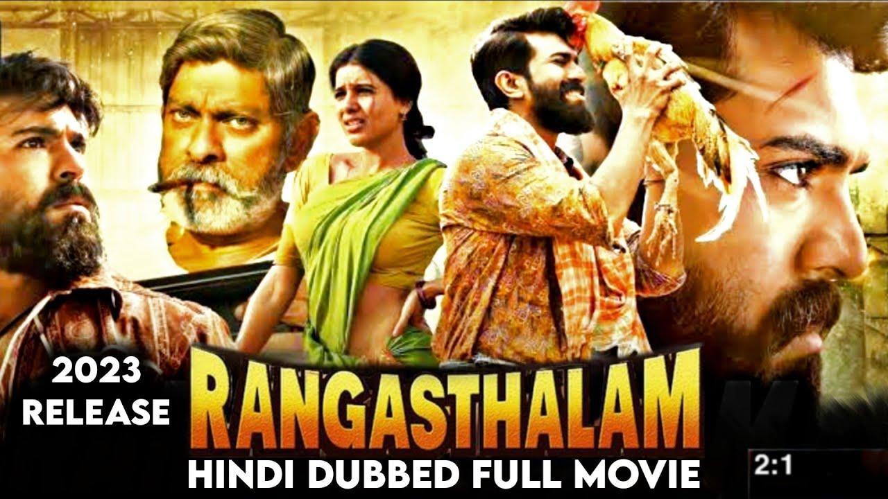 Download Rangasthalam Full Movie In Hindi Dubbed | Ram Charan, Samantha Akkineni | New Hindi Dubbed Movies