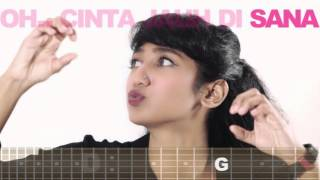 Jauh Disana - Endank Soekamti (Sign Language Bisindo Video Lyric & Chord)