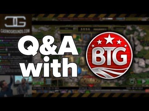 Big Time Gaming - Slot insights Q&A