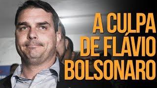 A culpa de Flávio Bolsonaro | Por Kim Kataguiri