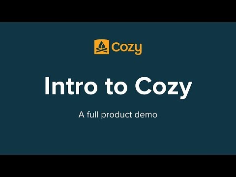 Cozy Property Management - Full Demo
