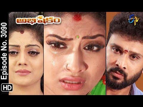 Abhishekam   11th December 2018   Full Episode No 3090   ETV Telugu