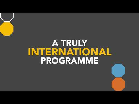 A truly Global Graduate Programme