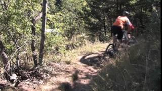 Mit dem Mountainbike durch den Vinschgau