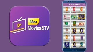 Idea Movies & TV App Review and Channels