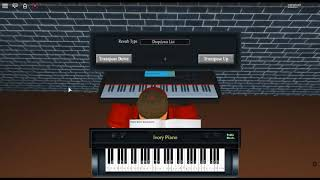 Fly Away ft. Anjulie di: Il ratto grasso su un pianoforte ROBLOX.