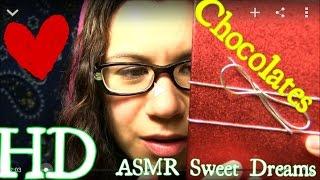 Mmmmm deliciosos chocolates ASMR Español