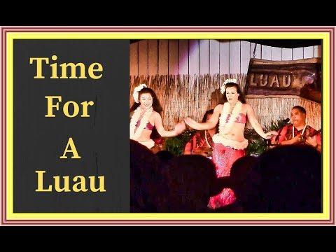 Hawaiian Style  Diamond Head Luau And Aquarium
