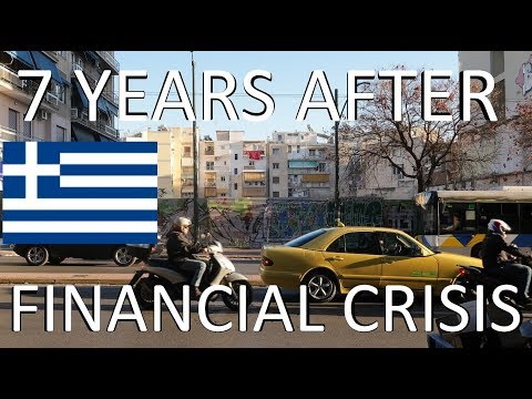 Post-Economic Crisis Greece (Athens Vlog)