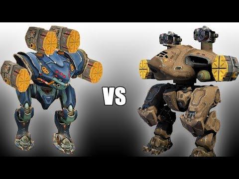 Spectre (Orkans) vs Griffin (Orkans, Pinatas) - AnakinTEST #22 | War Robots