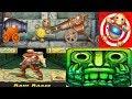 TEMPLE RUN 2 LOST JUNGLE Rahi Raaja VS Kick The Buddy Android Gameplay HD Kim Jenny 100