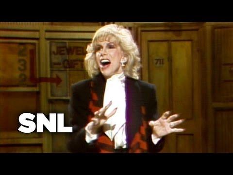 Joan Rivers Monologue - Saturday Night Live