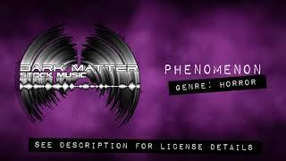 Phenomenon | Horror & Suspense Score | Royalty Free Stock Music