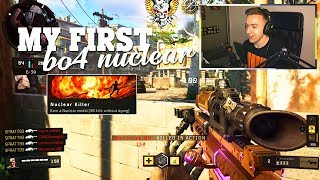 My FIRST Black Ops 4 NUCLEAR (52-0)