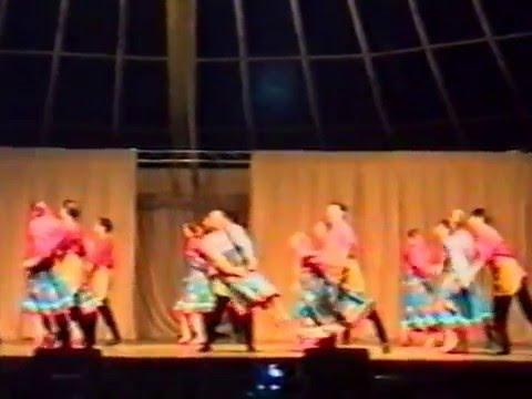Танцы 3 :Под какую музыку танцевали Баина Басанова и