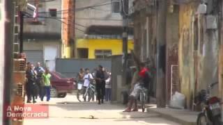Police Violence in Rio - Subtitled