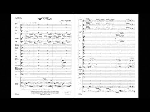 City of Stars (from La La Land) arranged by Johnnie Vinson